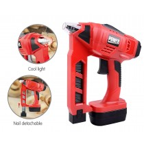 Children's Toy Pretend Nail Gun with Sound and Light