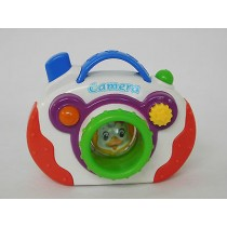 My First Baby Camera Battery Toy Fun With Musical Sounds And Light Effects Study