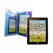 My First Year Kids Ipad Style Toy Tablet Laptop Computer Educational Learning