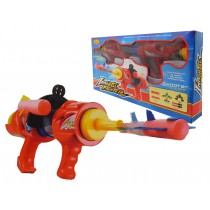 Toy Air Powered pump action Foam dart Launcher Shooter Fun Blaster Toy Gun