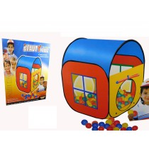 Pop Up Play Tent Children Playhouse Outdoor/ Indoor Bedroom Activity Toy Kids